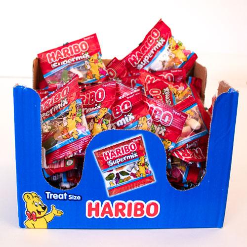 Haribo Fun Gums Supermix - Caja De 100