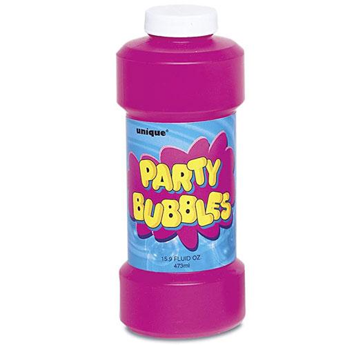 Botella Gigante De Burbujas De Fiesta 473Ml