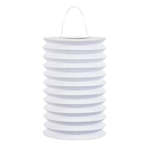 Farol De Papel Blanco 15Cm