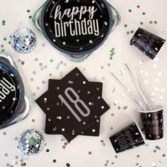Temas De La Fiesta De Cumpleaños Número 18