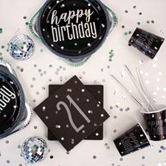 Temas De La Fiesta De Cumpleaños Número 21