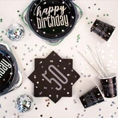 Temas De La Fiesta De Cumpleaños Número 50