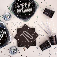 Temas De La Fiesta De Cumpleaños Número 70