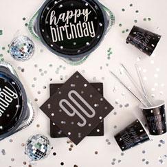 Temas De La Fiesta De Cumpleaños Número 90