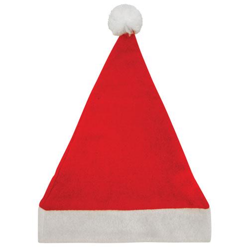 Gorro De Santa Con Bobble Adultos Disfraces De Navidad