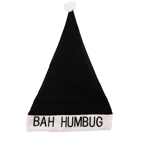Bah Humbug Hat Adultos Navidad Disfraces