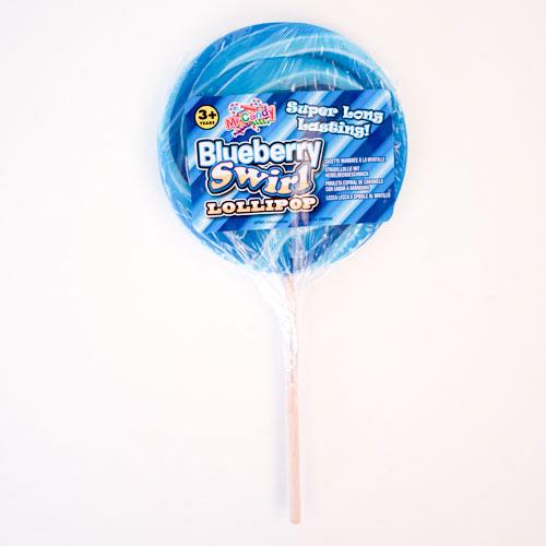Caramelo Gigante De Arándanos Lolly Sweet 110 Gramos