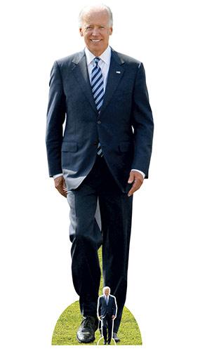 El Presidente De Ee. Uu., Joe Biden, Recorte De Cartón De Tamaño Natural De 183 Cm