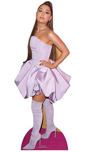 Ariana Grande Estrella Mini Recorte De Cartón 90Cm
