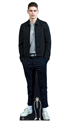 Hero Fiennes Tiffin Recorte De Cartón De Tamaño Natural 188Cm