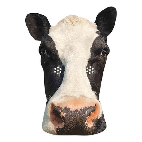 Mascarilla De Cartón De Vaca