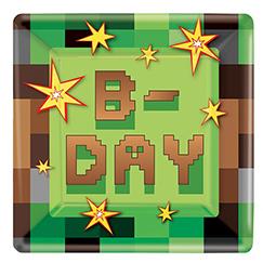 Suministros Para Fiestas De Juegos Y Minecraft