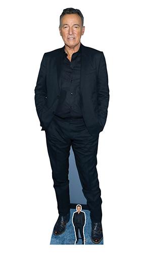 Bruce Springsteen Recorte De Cartón De Tamaño Natural 178Cm