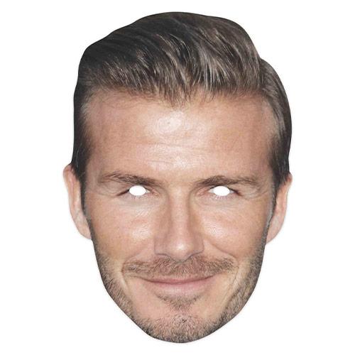 Mascarilla De David Beckham