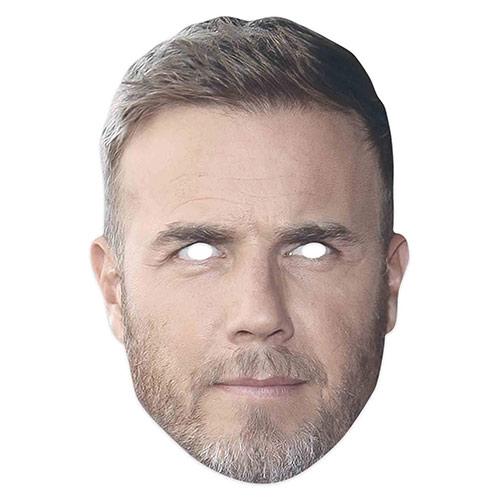 Mascarilla Gary Barlow