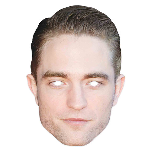 Mascarilla Robert Pattinson