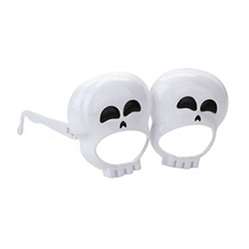Espeluznante Fantasma Gafas Halloween Disfraces