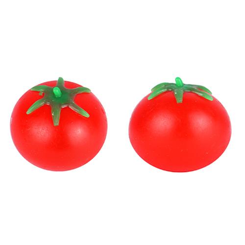 Juguete De Bola De Splat Con Forma De Tomate 5Cm