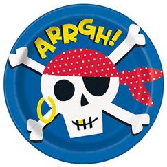 Suministros De Fiesta Pirata Ahoy