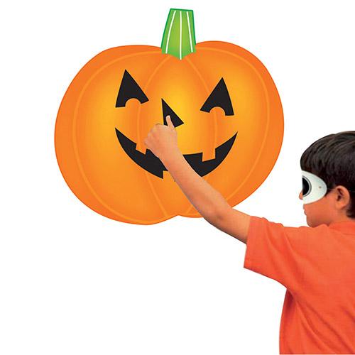 Juego De Fiesta De Halloween De Calabaza
