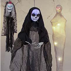 Accesorios Animados De Halloween