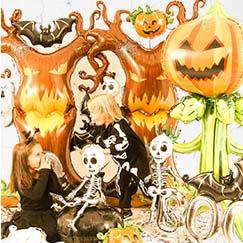Globos De Halloween De Tamaño Natural